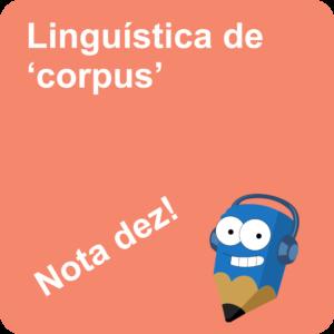 Lápis Azul Linguística de Corpus