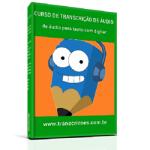 Foto do livro em capa dura Curso de Transcrição de Áudio
