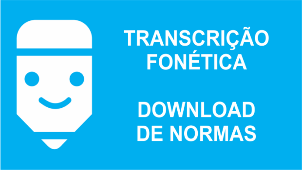 Transcrição fonética download de normas