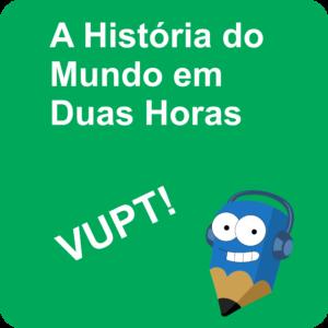 Lápis Azul História do Mundo em 2 horas