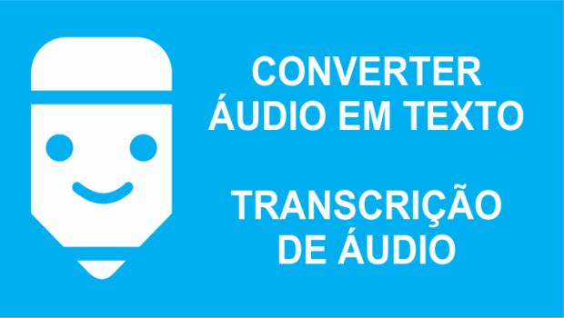 Converter audio em texto