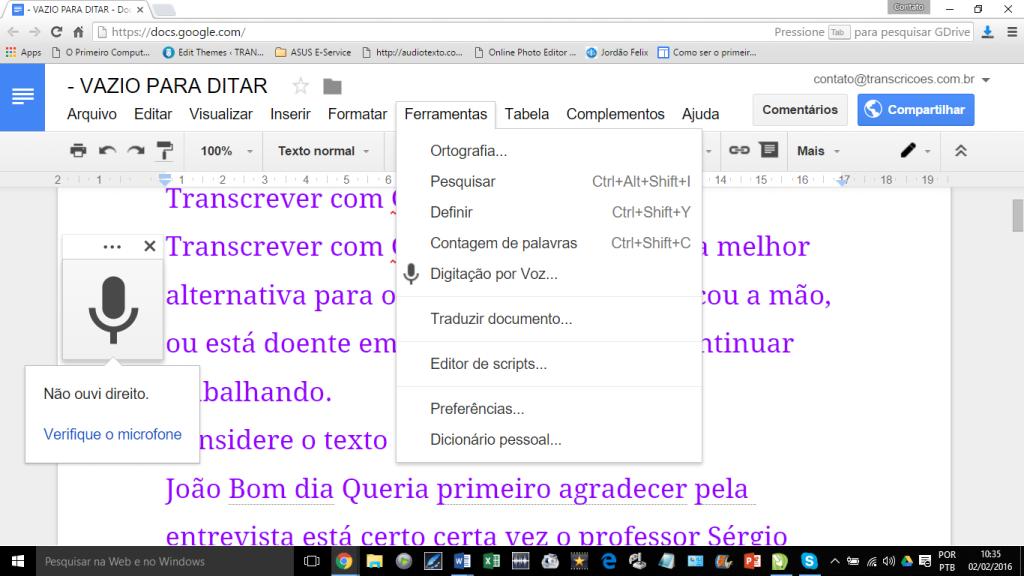 transcrever-por-voz-com-ditado-google
