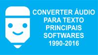 Converter audio para texto