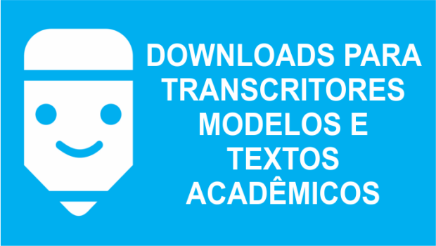 Downloads para Transcritores