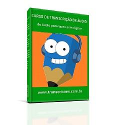 Livro Curso de transcrição de áudio