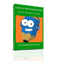 Livro de Transcrição de Áudio curso