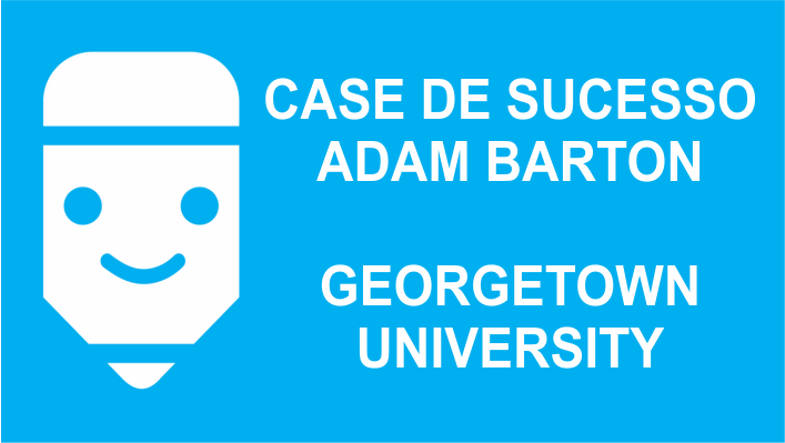 Adam Barton Georgetown University