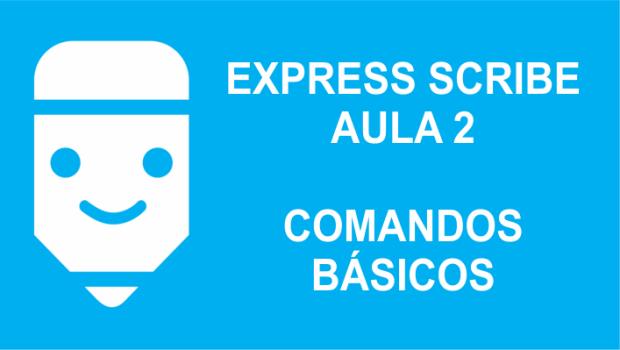 Express Scribe 2 Converter áudio em texto