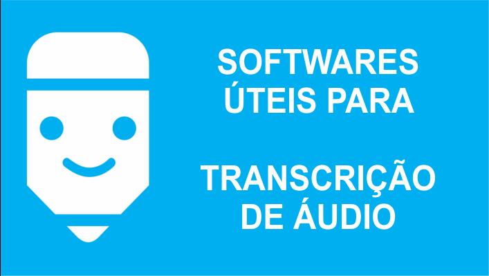 software de transcrição de áudio
